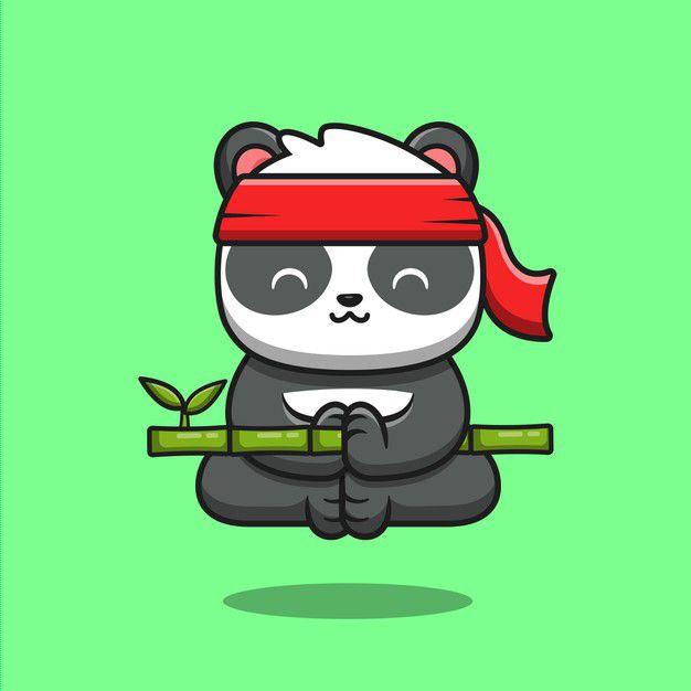 cute-panda-kungfu-meditation-holding-bamboo-cartoon-animal-nature-icon-concept-isolated-flat-cartoon-style_138676-2183
